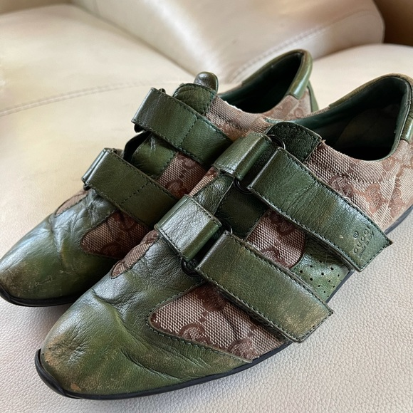 Gucci shoes Size 37.5 #121830 Women's Us Size 7